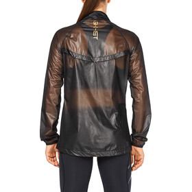 2XU W's GHST Membrane Jacket Black/Gold